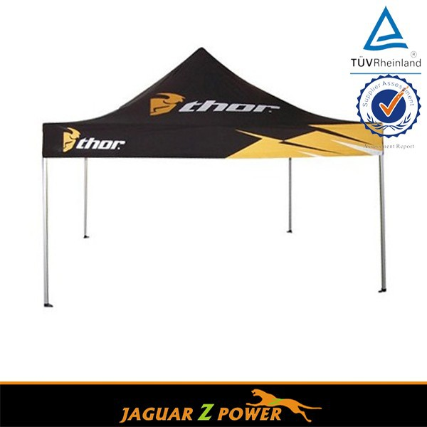 Good Quality Custom Printed Motocross Racing Folding Tent and Canopies