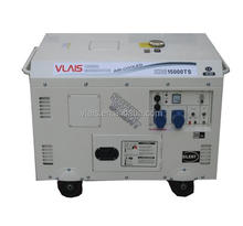 low fuel consumption air cooled diesel generator 10kw set generator parts