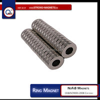 Radiation ring magnets,Permanent Ring Neodymium High Power Magnets,