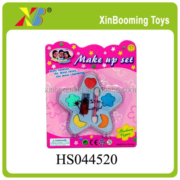 newest children cosmetic set, beauty play set, fashion make up set toy