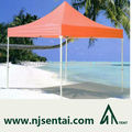 3X3M fireproof PVC Popup Heavy Duty Tent Folding Marketing Canopy