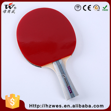 China Wholesale Websites 3 Star OHS Top Training Table Tennis Racket Bat with Case