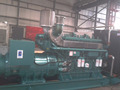 1000KW/1250KVA Yuchai Engine Powered Diesel Generator Set