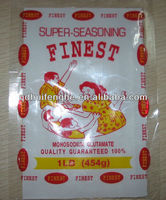 454g/bag MONOSODIUM GLUTAMATE ESSENCE SEASONING POWDER