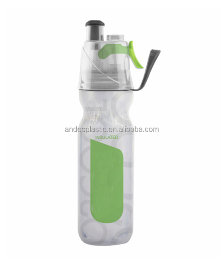 Manufacture Widely Used Juice Design Spray Plastic Mineral Water Bottle