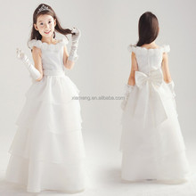 Alibaba china spanish lace wedding dresses for little girl