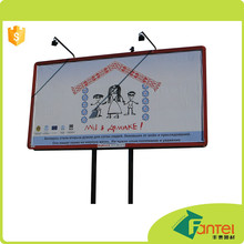 2016 New Products 13oz 440gsm Flex Hanging Flex Banner Stand