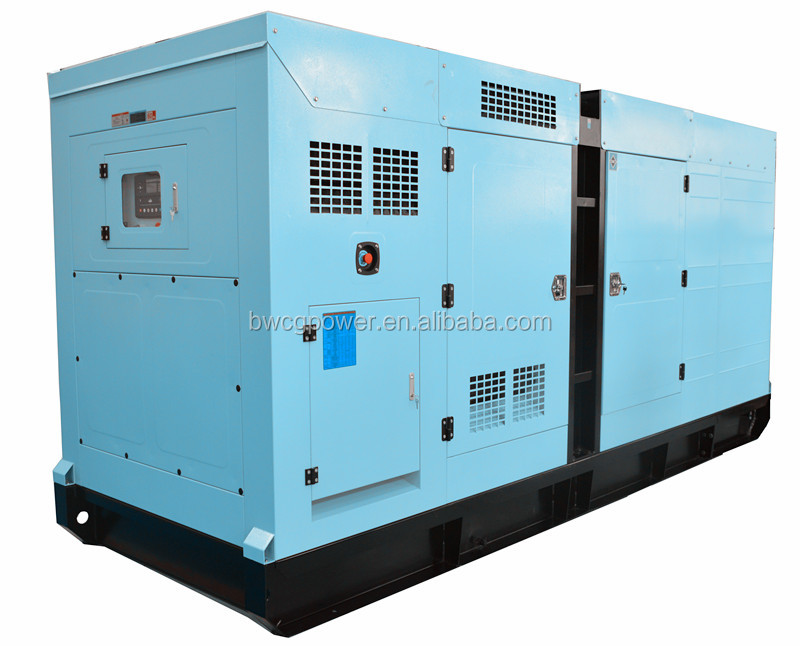 250kva diesel generator price silent with ATS