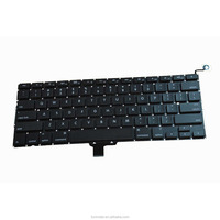 "Wholesale US version Laptop A1278 us keyboard Replacement For Apple Macbook Pro 13"" A1278 Keyboard 2009-2012 Year"