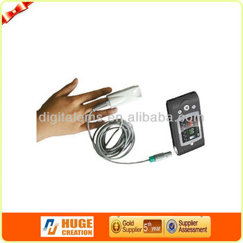 Digital Fingertip Oximeter Pulse with CE Approved AH-60C