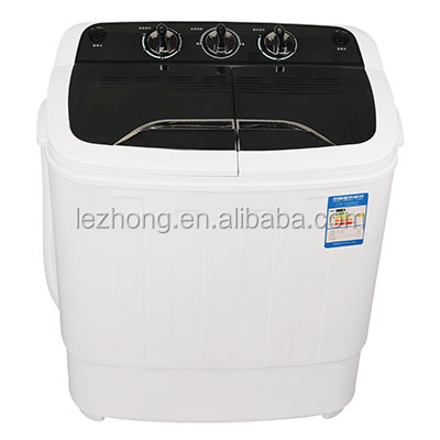 3.6kg mini double tub portable washing machine with dryer