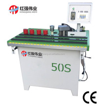 curve gluing machine /manual edge banding machine for woodworking