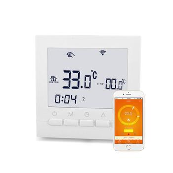 Wifi Touch Screen Programmable Radiator Thermostat