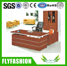 Office Furniture Type Wooden Modern Office Executive Desk For Sale