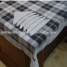 Summer Checks Tablecloth