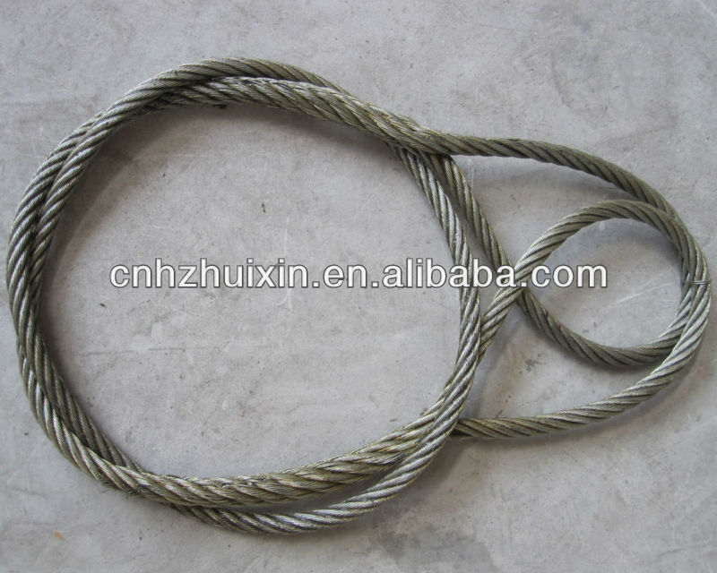 Hand-made Steel Wire Rope Rigging or Slings