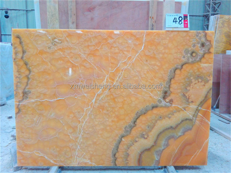 orange onyx slab price /onyx countertop/vanity top
