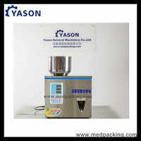 Tea Bag/Toner Powder/Small Powder Weighing Filling Machine 110V/220V
