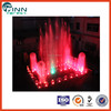 Stone garden product stainless steel park outdoor decorative fountain
