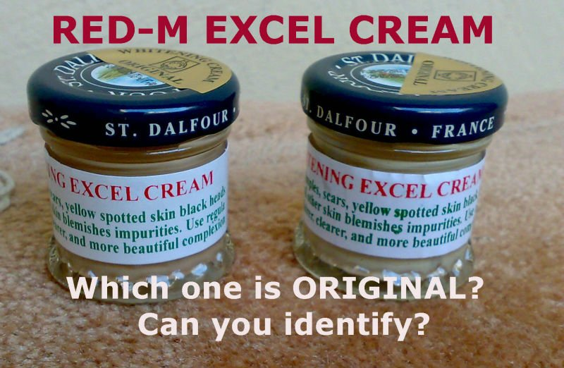 RED M EXCEL CREAM - NON-OILY: DAY AND NIGHT CREAM