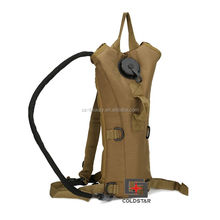 3L Water Bag Outdoor Tactical Hydration Backpack Camping Camelback Nylon Cycling Camel Water Bladder Bag 7 Colors