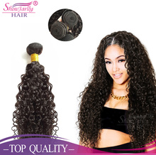 overnight shipping natural color no shed unprocessed curly virgin indian spring curl hair