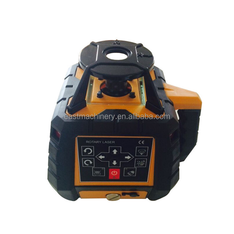 Green laser level 360 degree rotary cross laser line level, tilt mode Self Leveling
