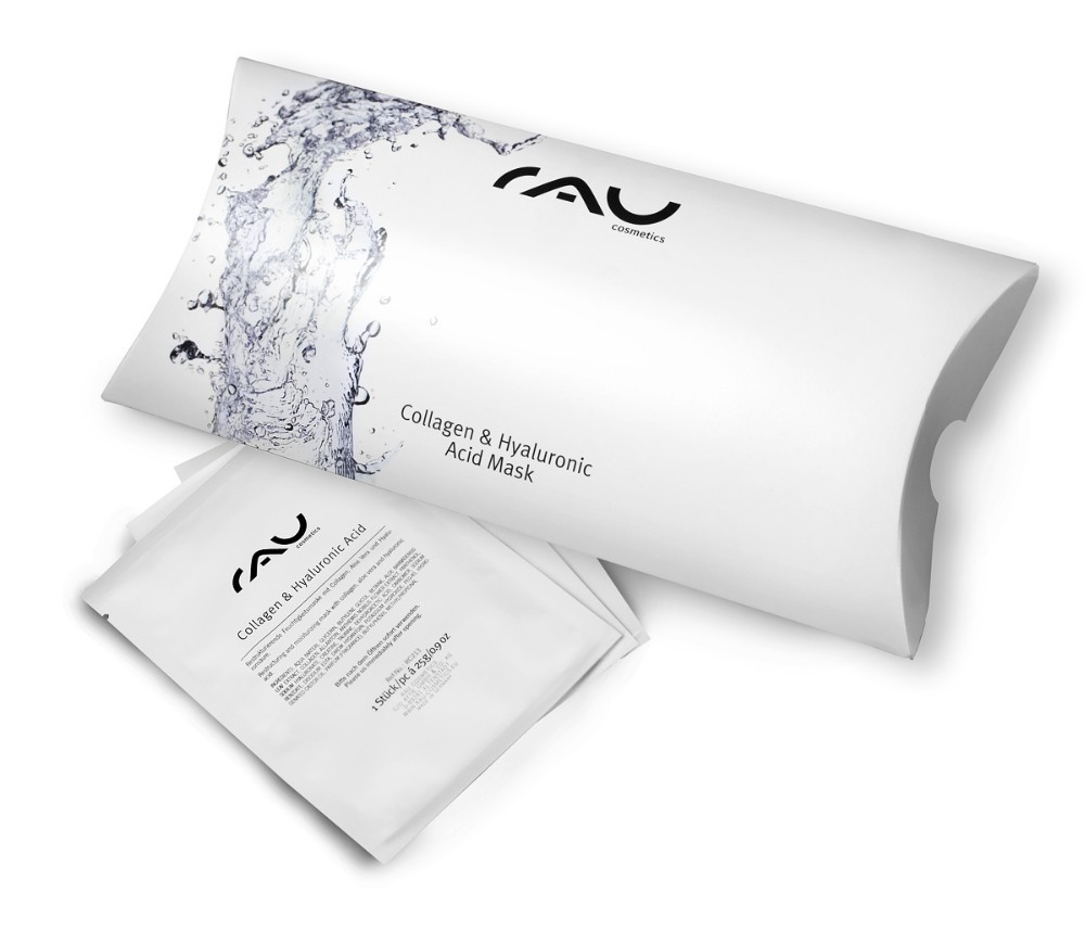 RAU Collagen & Hyaluronic Acid Fleece Mask 10 Pc.