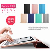 Fashion Holster Genuine Leather Case Cover For new Ipad 2017 Cover For IPad Mini 1/2 high quality Tablet Covers Cases