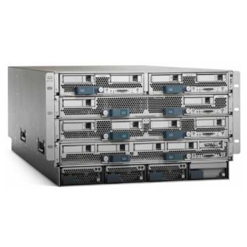 Cisco Server UCSB-5108-AC2-UPG UCS 5108 Blade Server AC2 Chassis/0 PSU/8 fans/0 FEX
