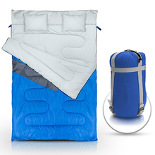 Hot Selling Newest Style Double Waterproof Sleeping Bag