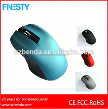 2015 best selling custom wireless mouse for 2400 dpi