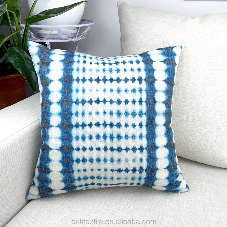 blue pillow covers images