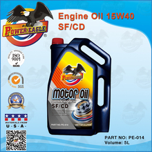 10W40 SL/CF Gasoline Engine Oil