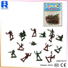 Figure Crazy toys plastic miniature army soldiers toy