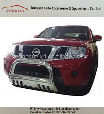 sports roll bar, 4x4 parts, offroad bumper for NAVARA 2006-2012