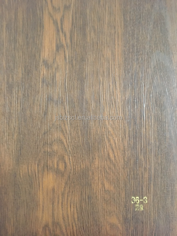 wood grain pvc sheet for mdf panel
