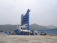 LB3000(180-240t/h) Efficiently Bitumen /Asphalt Batch Machine (CCC,CE,ISO9001 passed)