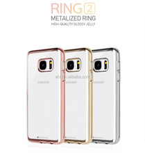 2017 korea mercury goospery ring 2 soft tpu shockproof case cover for Galaxy S8 S8 PLUS