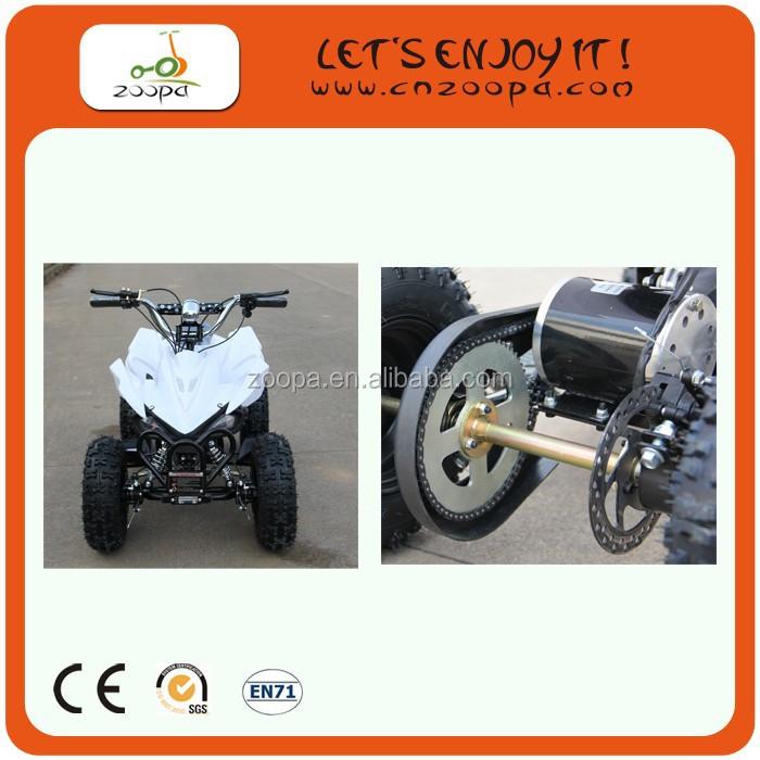 how to build a four wheeler
