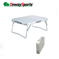 Onwaysports Easy-carrying small outdoor folding camping table OW-55