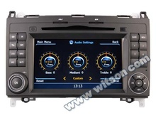 WITSON car stereo for MERCEDES-BENZ Sprinter(2010-2011) WITH A8 CHIPSET DUAL CORE 1080P V-20 DISC WIFI 3G INTERNET