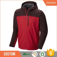 custom Polyester/Nylon/cotton jacket softshell