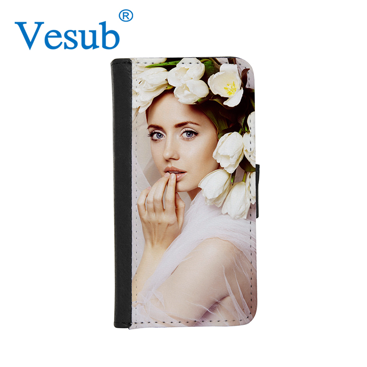 Sublimation Phone Purse Cover for iPhone