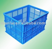 Plastic eggcrate injection die casting mold