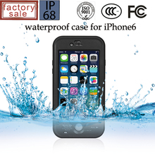 for iphone 6s Waterproof/ Shockproof/Dirt-proof/ Snow-proof case protector