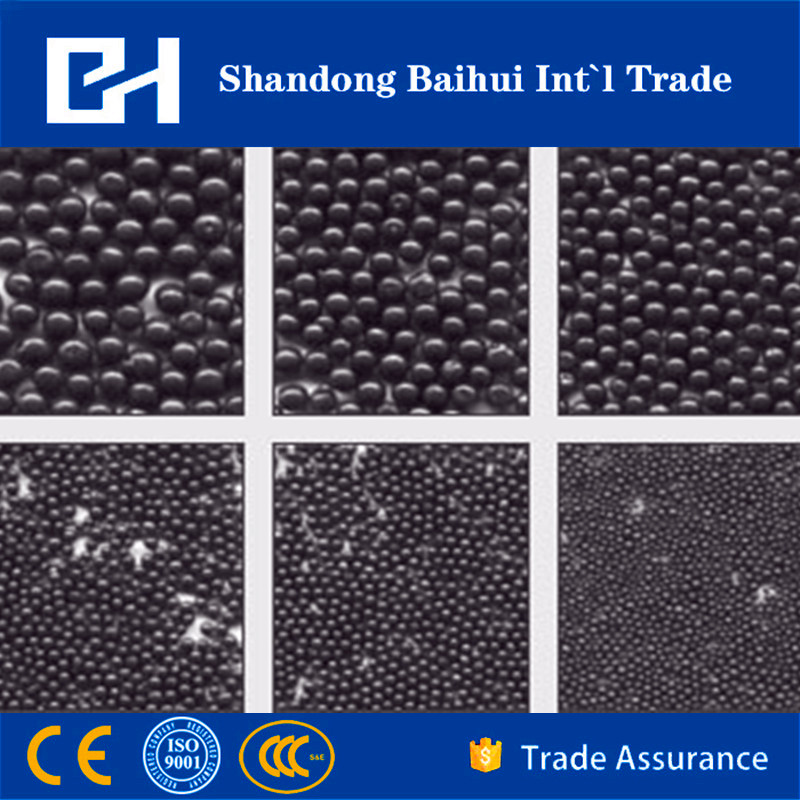 High Hardness and High Quality Obtusangular Factory Price Cheap Abrasives Crushed Steel Shot /Steel Grit