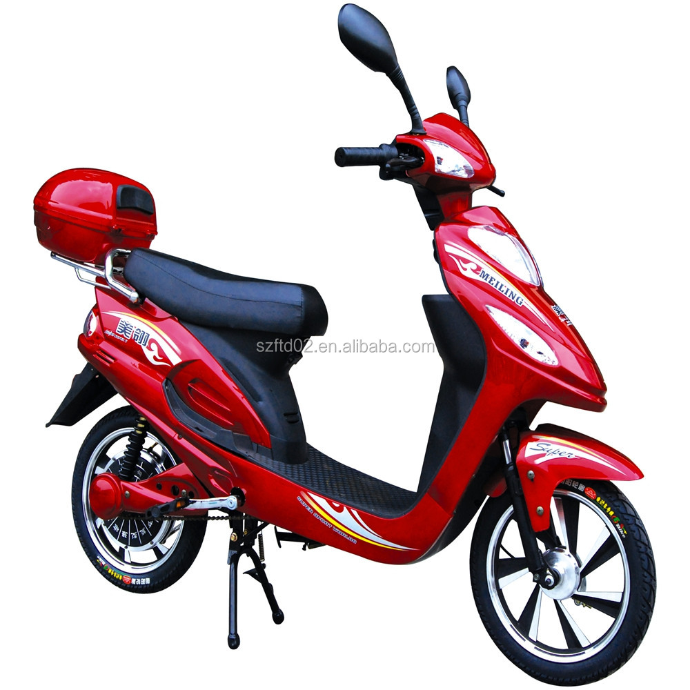 Classic product 350w 48v motor power electric motorcycle for sale