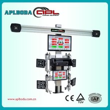 newest model APL laser 4 wheel alignment