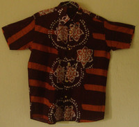 Batik cotton printed export manufacturer shirts